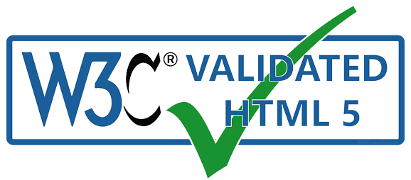 Valid XHTML 5.0 Transitional