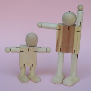 Bendy dolls picture
