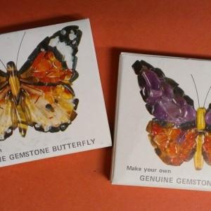 Gemstone Butterflys